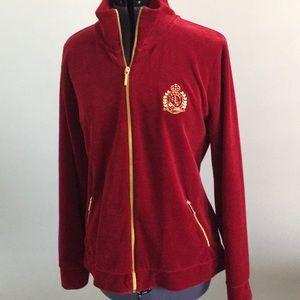 Ralph Lauren zip up jacket